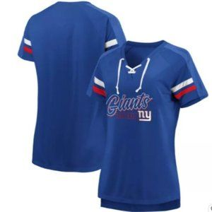 NFL New York Giants League Leader Top Small NWT